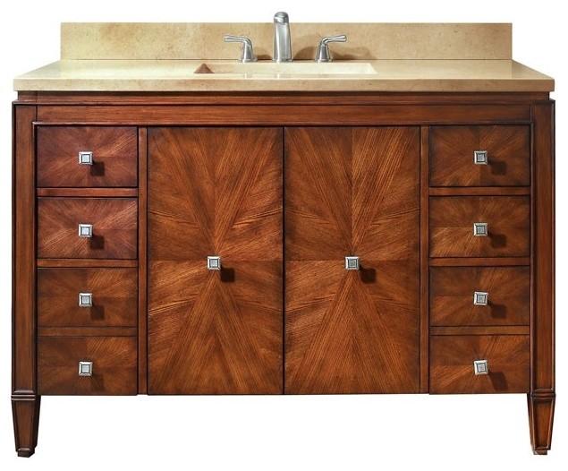 AVANITY BRENTWOOD 49 in. Bathroom Vanity transitional-bathroom-vanities-and-sink-consoles