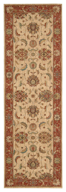 NOUR-66911 Nourison Living Treasures Area Rug Collection traditional-rugs