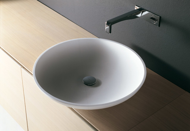 Bathroom Sink Top Mount : MIMO top mount sink - Modern - Bathroom Sinks - miami - by antoniolupi ...