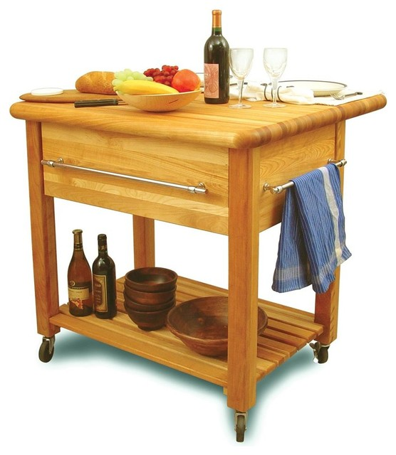 contemporary kitchen islands and kitchen carts by shopladder
