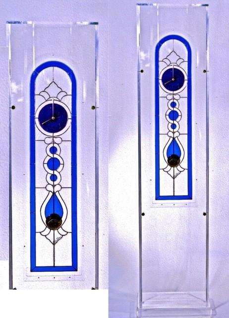 Custom Grandfather Clocks - Contemporary - Floor And ...