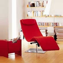Casanova Chaise Lounge By Cattelan Italia contemporary-day-beds-and-chaises