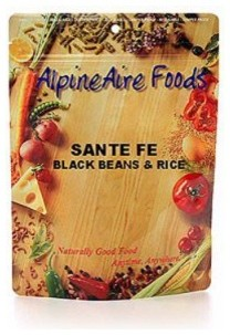 AlpineAire Santa Fe Black Beans and Rice Serves 2 - Case Pack of 12 modern-display-and-wall-shelves