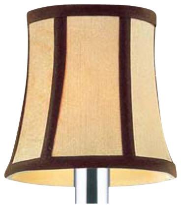Allegri SA127 6-Pack Fabric Shade transitional-lamp-shades