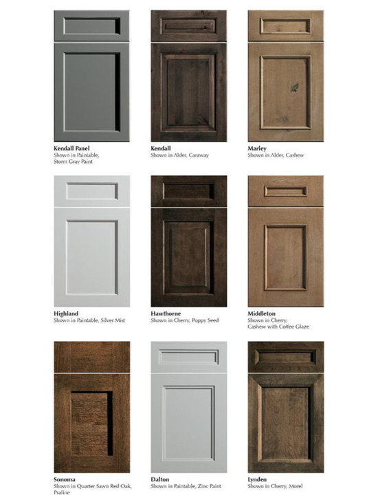 Dura Supreme Cabinetry - Dura Supreme Cabinetry New Door Styles - New Dura Supreme Cabinetry Door Styles - Dura Supreme is introducing 9 new door styles for 2013.