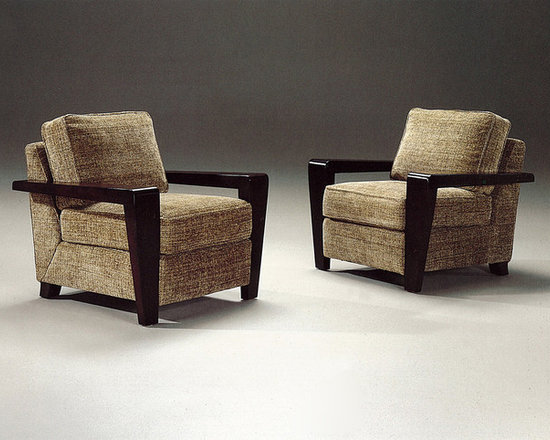 Jackson Chairs from Thayer Coggin - Thayer Coggin Inc.