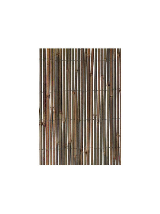 """Gardman USA - Bamboo Fencing 13'x3'3"""" - BAMBOO FENCING  13'0"""" LONG x 3'3"""" HIGH. Ideal cover for fencing and unsightly areas.  Simple to attach to fence uprights with ties or staples.  Pre-cut size for consumer convenience.  Great value!"""