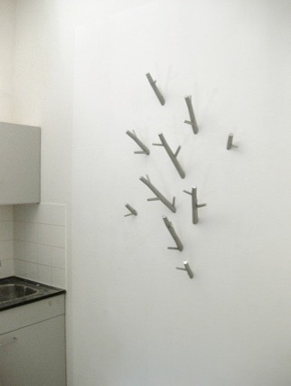 Eclectic Wall Hooks by Max Lipsey