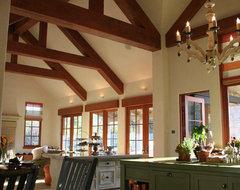 Taylor Lombardo Architects traditional-family-room