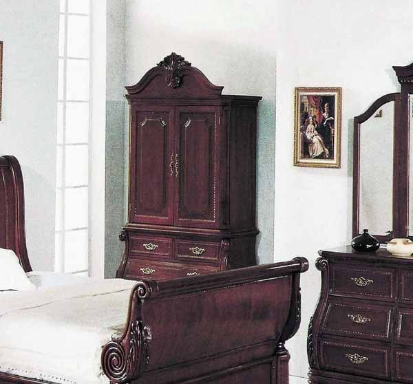 Yuan Tai Furniture - Sierra TV Armoire - 7024TV - Traditional - Dressers Chests And Bedroom ...