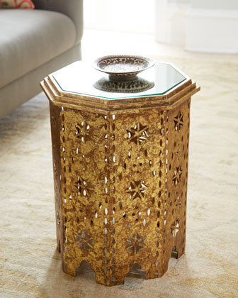 Casablanca Side Table traditional-side-tables-and-end-tables