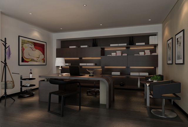 Limitless - 3D designs / Family Room / Living Room - modern ...