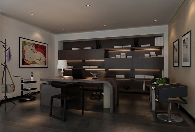 Limitless - 3D designs / Family Room / Living Room - modern ...