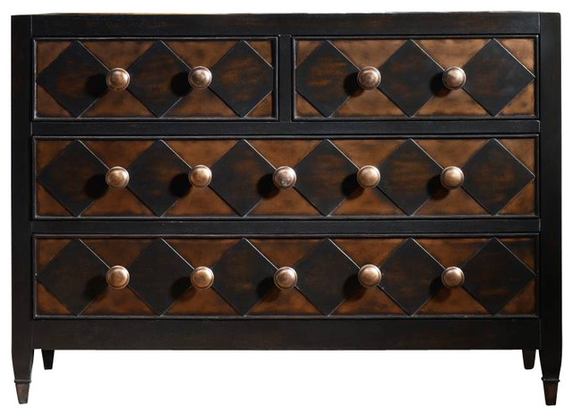 Diamond Front Chest transitional-dressers-chests-and-bedroom-armoires