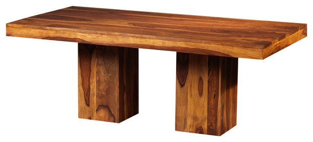 Anand Rectangular Dining Room Table Made of Rosewood  : contemporary dining tables from www.houzz.com size 640 x 290 jpeg 42kB