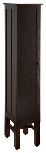 Tresham Tall Storage Case - Contemporary - Medicine Cabinets - by Kohler