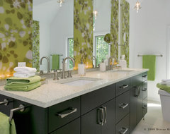 Divine Kitchens LLC contemporary-bathroom
