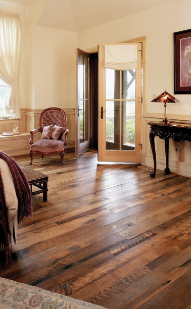 Wood Flooring - Antique Reclaimed Oak traditional wood flooring