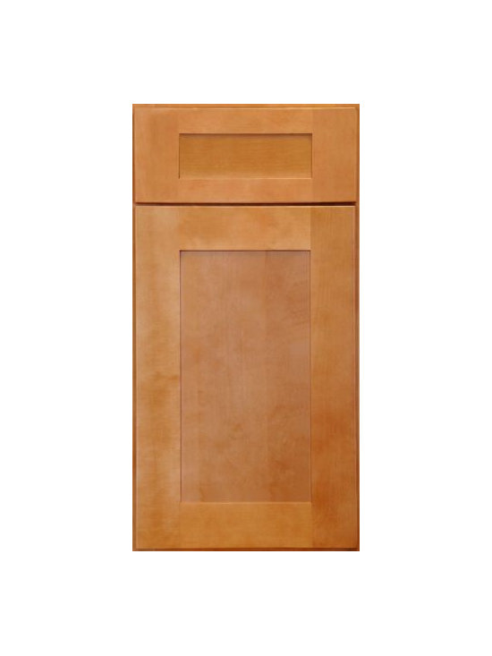"SHAKERTOWN / Assembled Kitchen Cabinets - Full Overlay Door Style - 3/4"" Solid Birch Face-Frame"