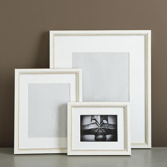 Beaded Photo Frame contemporary-frames