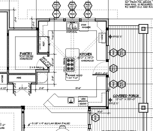 Brasada ranch home design single story with media room for Western ranch style house plans