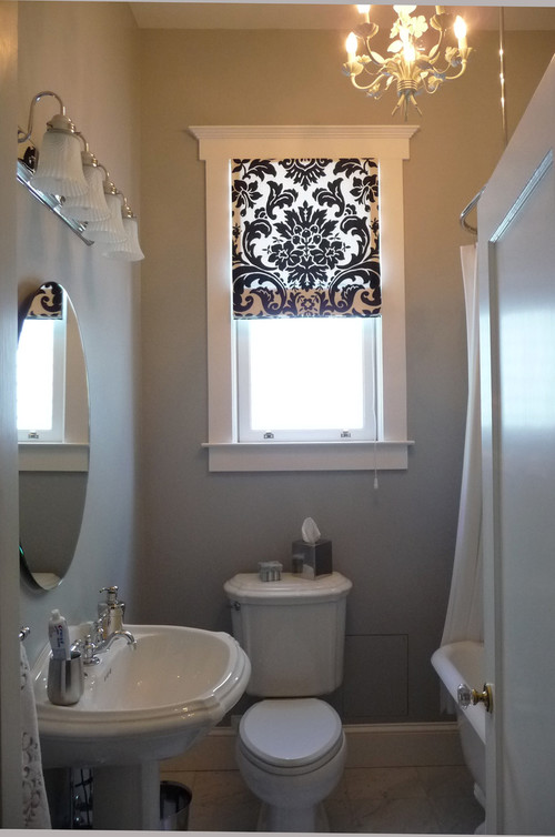 window treatment ForBathroom Window Treatments