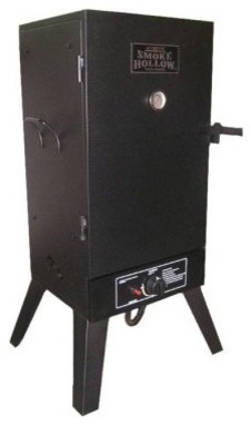 Smoke Hollow 30 in. Propane Wood Smoker modern-outdoor-grills