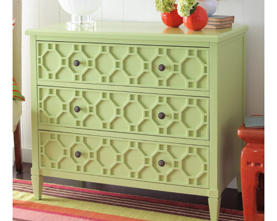 St. Lucia Accent Chest -