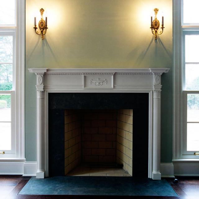 fireplace surrounds traditional fireplace mantels