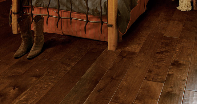 Urban Floor Mountain Country Birch Saddle TCB-402-SD traditional-wood ...