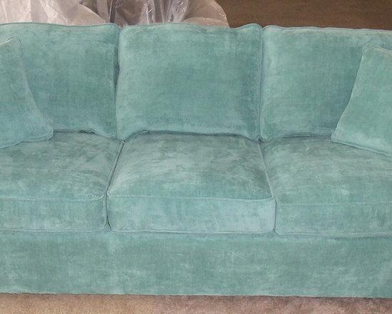 Customer Custom Orders - Rowe Monaco Sofa