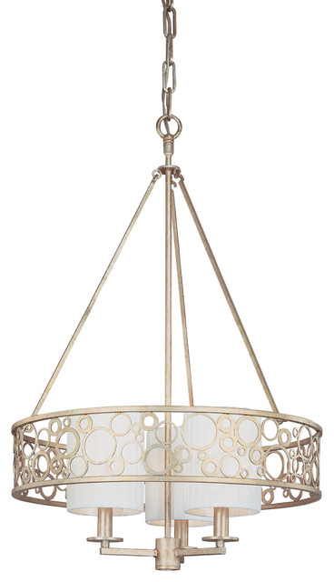 Troy Lighting F1903 Aqua 3 Light Single Tier Chandelier traditional-chandeliers