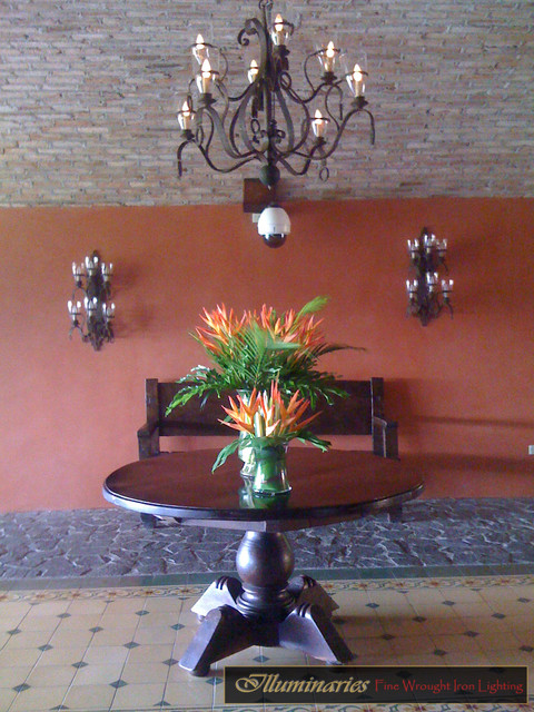 Commercial Project tropical-chandeliers