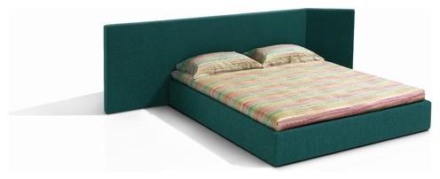 Screen Platform Bed modern-beds