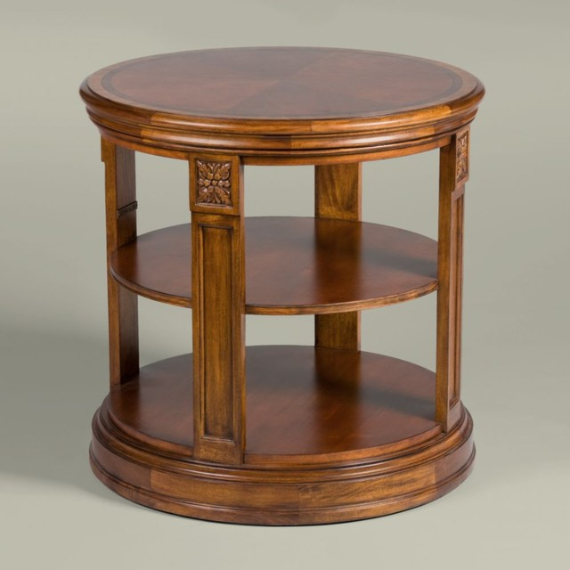 Townhouse Seaver Library Table Traditional Side Tables