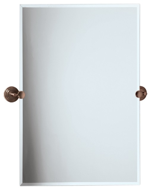"Contemporary Gatco Marina Bronze Finish 31 1 2"" High Wall"
