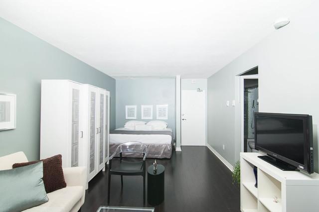 Jarvis & Wellesley contemporary-bedroom