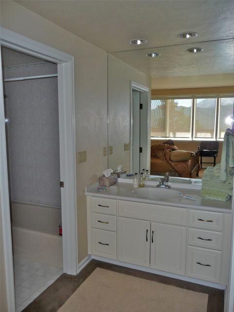 Guest Bathroom remodel contemporary