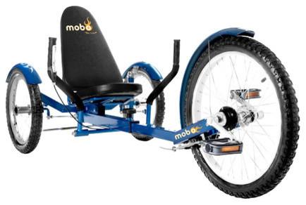 Pro Three-Wheel Cruiser modern-office-chairs