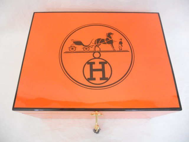 Hermes Humidors -accessories-and-decor
