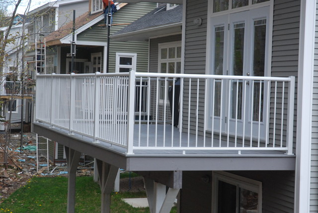 Century Railings Modern Home Fencing And Gates