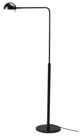 IKEA 365+ BRASA Floor/reading lamp - modern - floor lamps - by IKEA