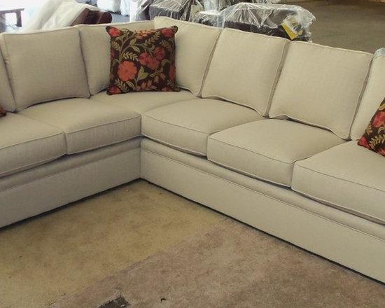 Customer Custom Orders - Rowe Brentwood Sectional