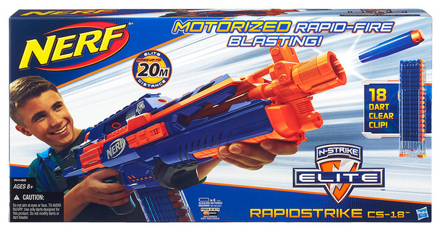 Toys And Games For Boys : Nerf nstrike elite rapid strike contemporary kids toys