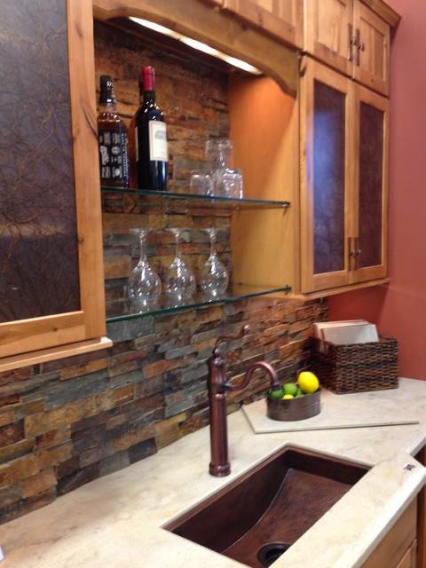Kitchen & Bath contemporary-kitchen-countertops