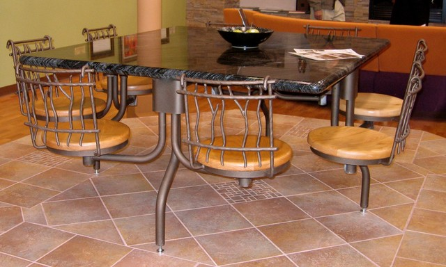 Kitchen table traditional bar stools and counter - Traditional kitchen bar stools ...