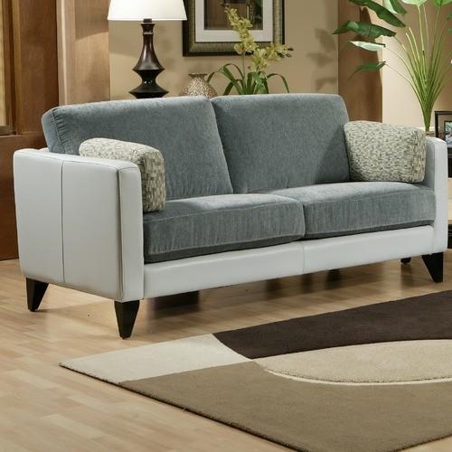 Bradford Leather Sofa Modern Sofas By Allmodern