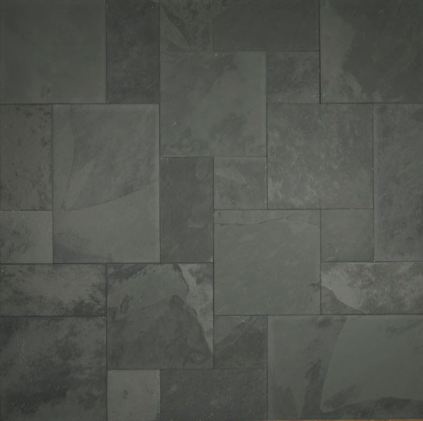 Slate Wall And Floor Tile Other Metro By Carpets