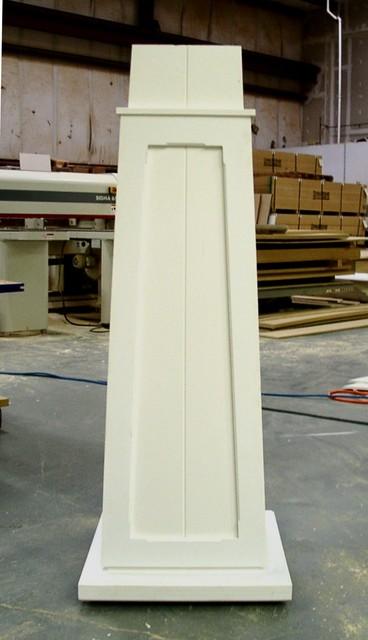 Bungalow Columns Craftsman Columns Craftsman Other: craftsman columns