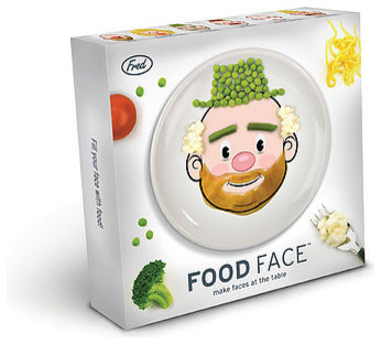 Food Face eclectic kids products